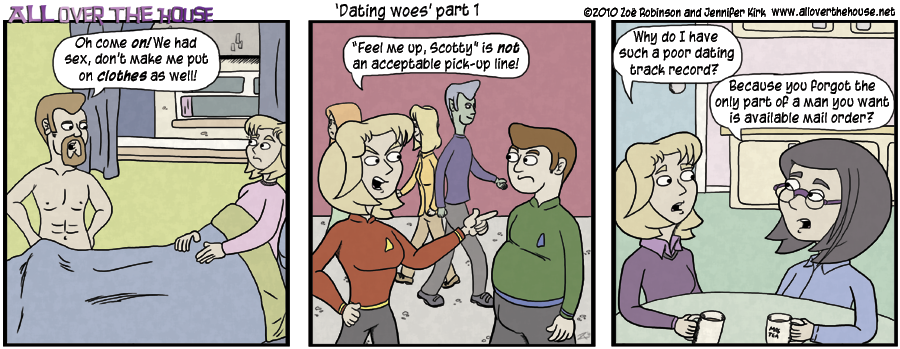 Dating Woes, part 1