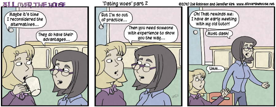 Dating Woes, part 2