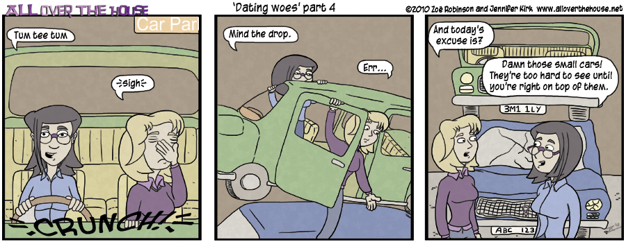 Dating Woes, part 4