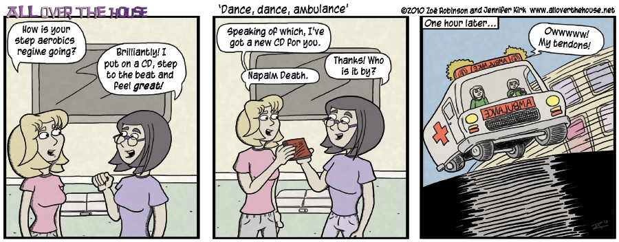 Dance, Dance, Ambulance