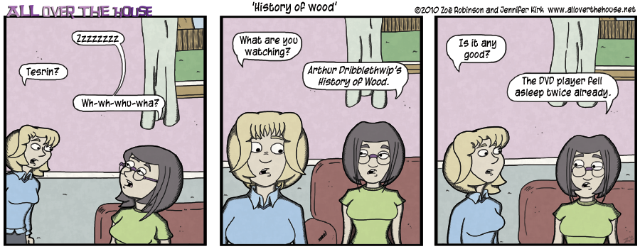 History of wood