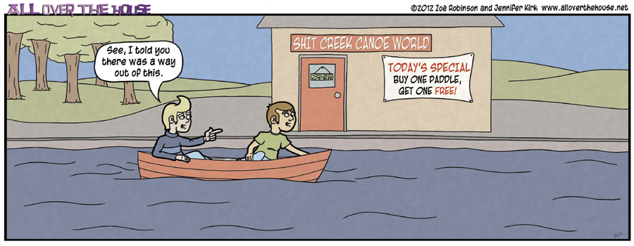 Canoe World