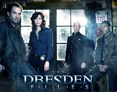 Dresden Files promo pic