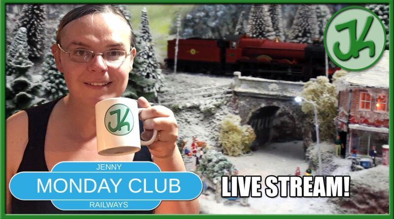 The Monday Club Christmas Special!