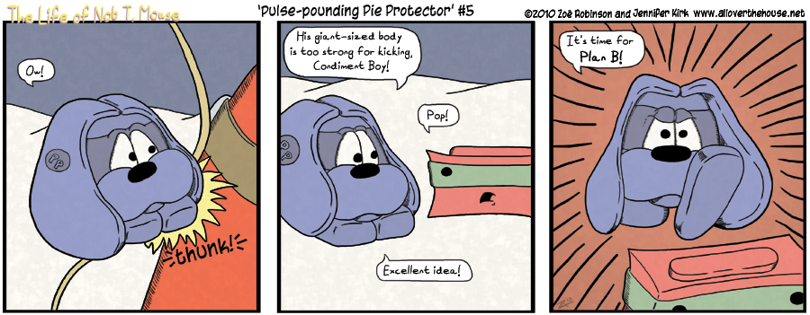 Pulse-pounding Pie Protector #5