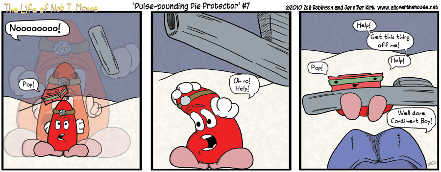 Pulse-pounding Pie Protector #7