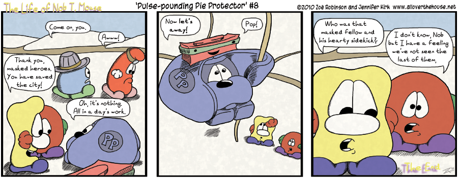 Pulse-pounding Pie Protector #8