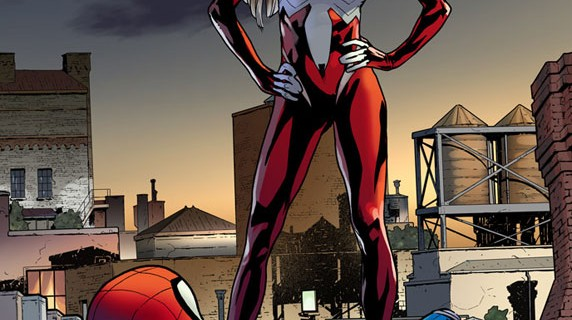 This coloured man and gay woman have both been Spider-Man.