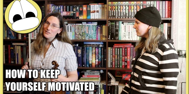 Thumbnail - How To Motivate Yourself