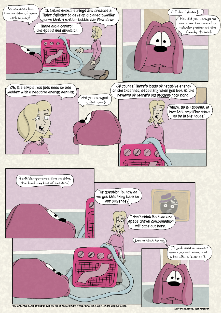 All Over The Mouse, part 19