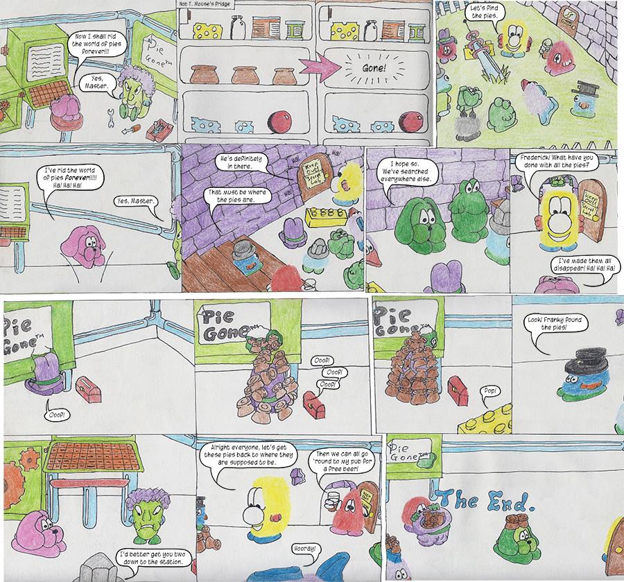 Nob & The Pies, part 2