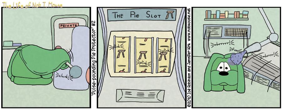 Pulse-Pounding Pie Protector #2